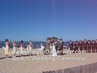 Cape Cod Beach Wedding.